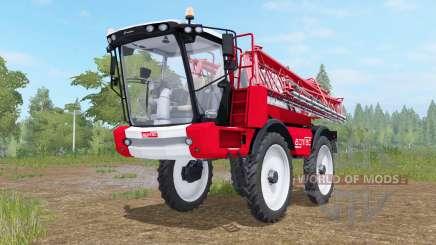 Agrifac Condor ruddy для Farming Simulator 2017