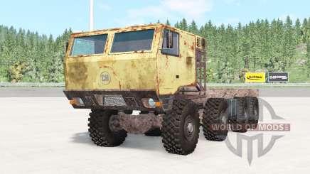 BigRig Truck v1.1.6 для BeamNG Drive