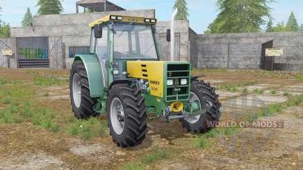 Buhrer 6135 A cadmium green для Farming Simulator 2017