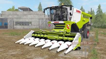 Claas Lexion 780 citrus для Farming Simulator 2017
