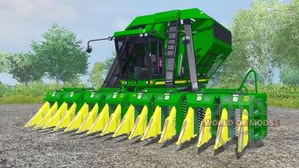 John Deere 9950 islamic green для Farming Simulator 2013