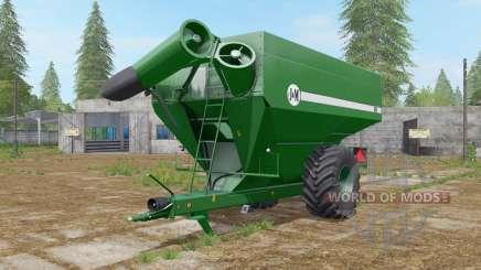 J&M 850 для Farming Simulator 2017