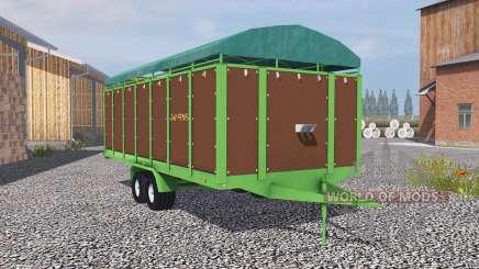 Pronar T046-1 chateau green для Farming Simulator 2013