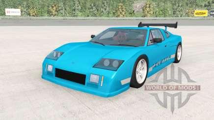 Civetta Bolide Evolution v4.2 для BeamNG Drive