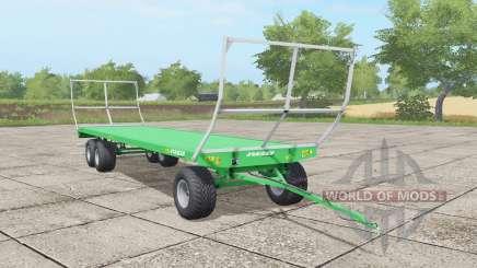 Joskin Wago Pack для Farming Simulator 2017