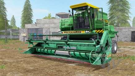 Дон-1500Б ненасыщенно-салатовый для Farming Simulator 2017