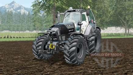 Deutz-Fahr 7250 TTV Warrior 2015 для Farming Simulator 2015