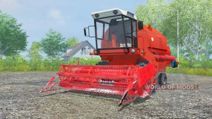 Bizon Rekord Z058 для Farming Simulator 2013