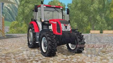 Zetor Proxima 85 manual ignition для Farming Simulator 2015