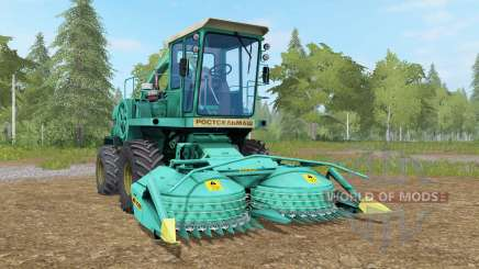 Дон-680 открывается дверь для Farming Simulator 2017