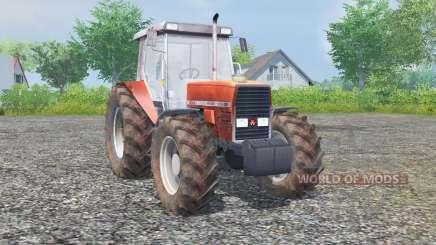 Massey Ferguson 3080 orange soda для Farming Simulator 2013