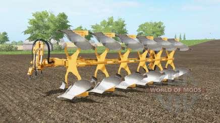 Moro Aratri EXA 20A Raptor v1.0.0.2 для Farming Simulator 2017