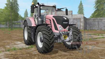 Fendt 930〡936〡939 Vario color choise для Farming Simulator 2017
