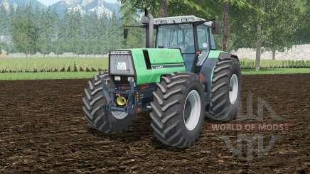 Deutz-Allis AgroAllis 6.93 medium aquamarine для Farming Simulator 2015