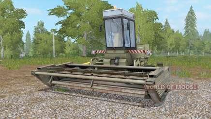 Fortschritt E 302 artichoke для Farming Simulator 2017