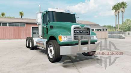 Mack Granite 2005 для American Truck Simulator