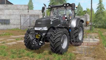 Case IH Puma 185〡200〡240 CVX Black Panther для Farming Simulator 2017