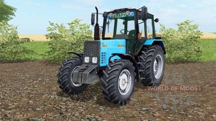 МТЗ-892.2 Беларус голубой окрас для Farming Simulator 2017
