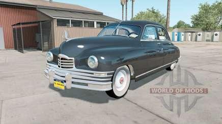 Packard Standard Eight Touring Sedan 1948 v1.1 для American Truck Simulator