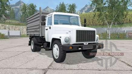 ГАЗ-САЗ-35071 сменные кузова для Farming Simulator 2015