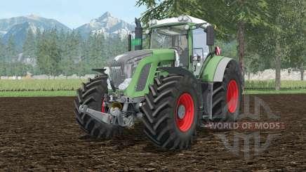 Fendt 939 Vario fruit salad для Farming Simulator 2015
