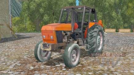 Ursus 1012 orange для Farming Simulator 2015
