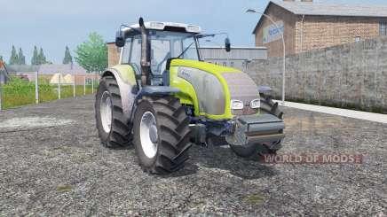 Valtra T140 front loader для Farming Simulator 2013