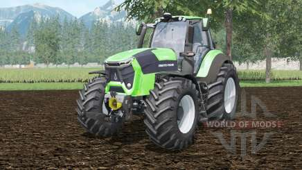 Deutz-Fahr 9340 TTV Agrotron 2014 для Farming Simulator 2015