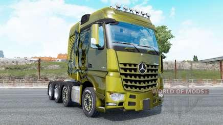 Mercedes-Benz Arocs 4163 SLƬ 2014 для Euro Truck Simulator 2