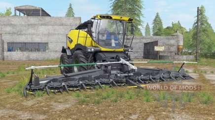 New Holland FR850 gloss removed для Farming Simulator 2017