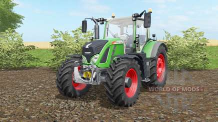 Fendt 716-724 Vario reversing light removed для Farming Simulator 2017