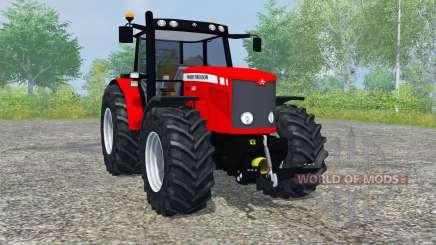 Massey Ferguson 6480 Dyna-VT для Farming Simulator 2013