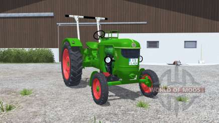 Deutz D 40S islamic greeɳ для Farming Simulator 2013