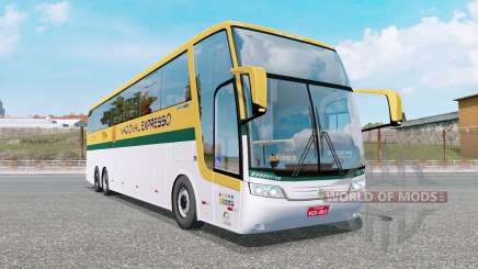 Busscar Jum Buss 380 для Euro Truck Simulator 2