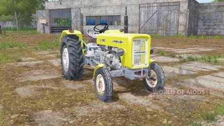Ursus C-360 sunflower для Farming Simulator 2017