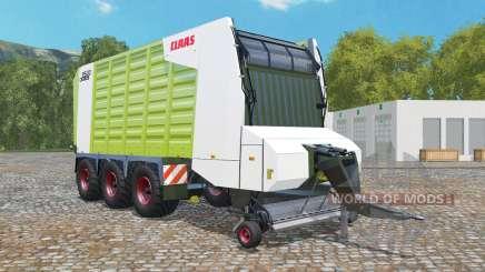 Claas Cargos 9500 atlantis для Farming Simulator 2015