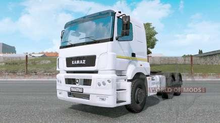 КамАЗ-5490〡6520〡6580 для Euro Truck Simulator 2