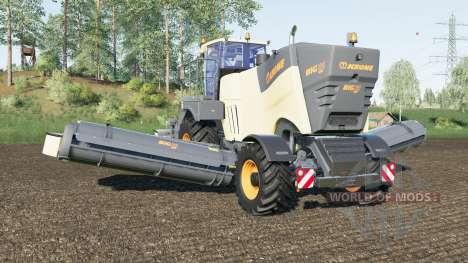 Krone BiG M 450 added colour choice для Farming Simulator 2017