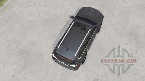 Lexus LX 570 для Spin Tires
