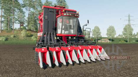Case IH Module Express 635 more stable для Farming Simulator 2017
