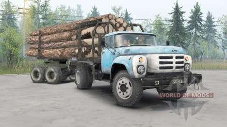 ЗиЛ-8Э130Г для Spin Tires