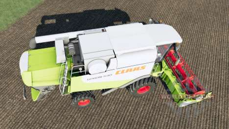 Claas Lexion 530 для Farming Simulator 2017