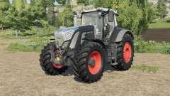 Fendt 900 Vario Black Beauty для Farming Simulator 2017