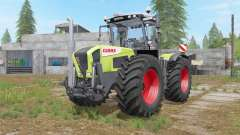 Claas Xerion 3800 Trac VC with variable cabin для Farming Simulator 2017