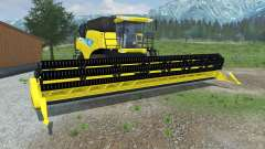 New Holland CR9090 multifruiƭ для Farming Simulator 2013