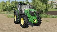 John Deere 6175R〡6210R〡6230R〡6250R для Farming Simulator 2017