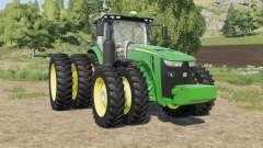 John Deere 8R-series USA для Farming Simulator 2017