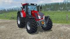 Valtra N163 twin wheels для Farming Simulator 2013
