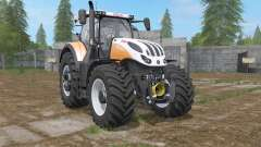Steyr Terrus 6270 & 6300 CVƬ для Farming Simulator 2017