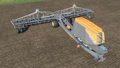 Amazone Condor 15001 work speed 25 km-h для Farming Simulator 2017